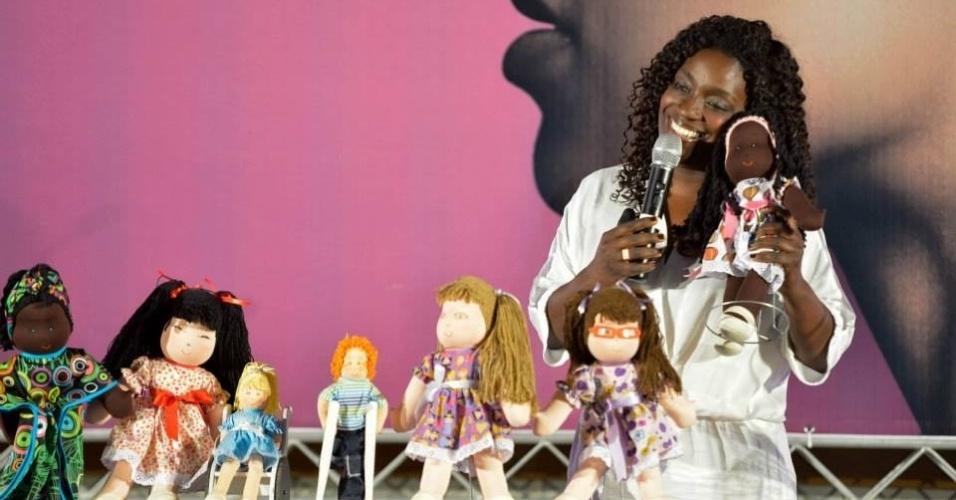 Resultado de imagem para Conheça a marca paulista que faz bonecas de pano da diversidade