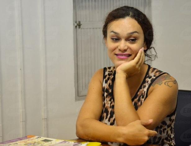 A trans Tyfany Stacy disse que foi humilhada por fiscais em local de prova no RJ