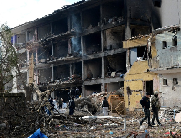 Atentado na Turquia atribuído ao PKK causa 5 mortos
