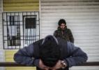 Refugiados de Aleppo são barrados na