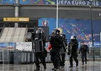 Stade de France faz simulação de atentados a dez dias da Euro