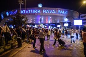 Turquia e CIA dizem que EI é o principal suspeito de ataque em Istambul (Foto: Ozan Kose/AFP)