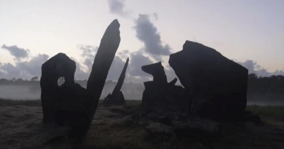 'Stonehenge da Amazônia