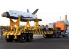 Índia realiza com sucesso teste de nave espacial reutilizável - ISRO/ AFP