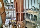 Usuários de crack ocupam prédio onde funcionava delegacia em Cariacica (ES)