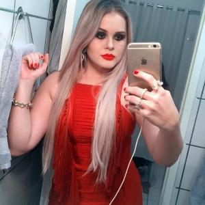 Vaidosa, Lidiane Rocha, 25, exibia nas redes sociais imagens de uma vida de alto padrão