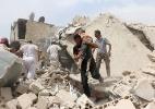 Por que sou um médico voluntário em Aleppo (Foto: Ameer Alhalbi/AFP)