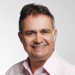 O prefeito de Centralina (MG) Elson Martins de Medeiros (PP)