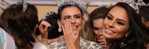 Miss Goiás vence 40 candidatas e é a Miss Mundo Brasil 2016 (Foto: Leonardo Rodrigues/Destac Assessoria/Divulgação)