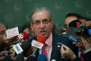 Eduardo Cunha disse que o governo cometeu um erro que não poderia cometer