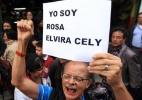 A polêmica sobre colombiana responsabilizada pelo próprio estupro e assassinato - Mauricio Duenas Castaneda/BBC