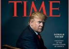 Trump, o louco do ano (Foto: Reprodução/Time)