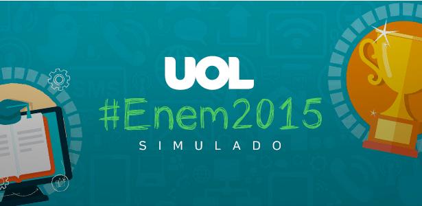 UOL e Sistema Ari de Sá lançam simulado online para o Enem
