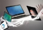 Notebooks híbridos x tablets pro: qual será seu próximo gadget? (Foto: Arte/UOL)