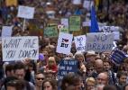 Nacionalismo escocês atinge o pico, mas não é suficiente para um novo referendo (Foto: Niklas Halle'n/AFP Photo)