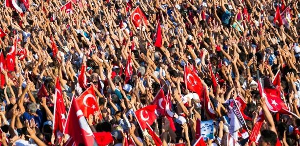 Gurcan Ozturk/AFP