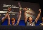 Os sons que confirmaram que a sonda Juno chegou à órbita de Júpiter; ouça - Robyn Beck/AFP