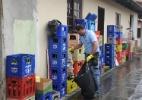 Mutirão de limpeza - Venilton Kuchler/ANPr/Divulgação