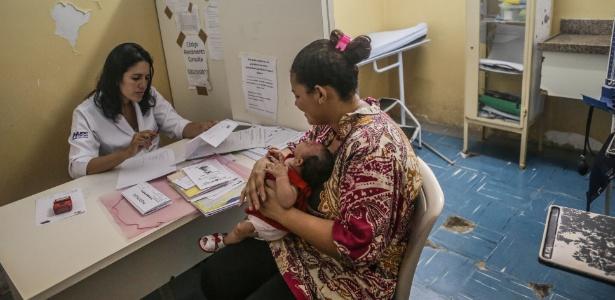 Faltarão médicos para tratar bebês com microcefalia
