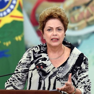 12.out.2015 - A presidente Dilma Rousseff