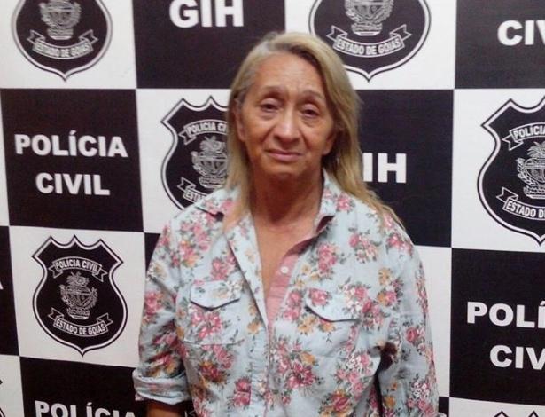 A idosa Odete Alves Cerqueira Pereira, 60, confessou ter mandado matar o namorado por ele não querer se casar com ela