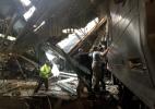Passagem do furacão Matthew causa destruição e mortes - Nicolas Garcia/AFP