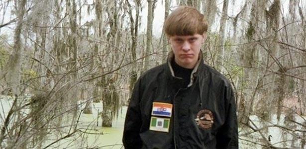 Dylann Roof, de 21 anos, é o suspeito do ataque, que deixou nove pessoas mortas