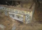 Encontrada múmia de uma das mulheres mais importantes do Egito Antigo (Foto: Divulgação/Ministério de Antiguidade)