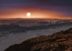 Vamos fugir? Veja os exoplanetas habitáveis que intrigam astrônomos (Foto: ESO)