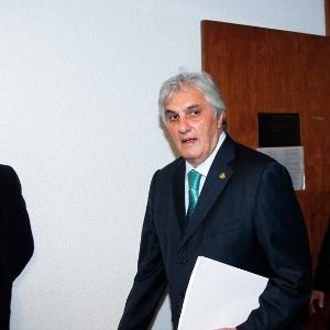 O senador cassado Delcídio do Amaral (sem partido-MS)