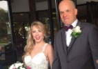 Americano doa metade de seu fígado para salvar estranha e depois se casa com ela - Christopher Dempsey/ BBC