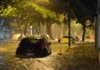 Atraso em obras prometidas para Copa causa enchente no Maracanã