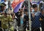 Situação de refugiados coloca Grécia em estado de urgência humanitária (Foto: Aris Messinis/AFP)