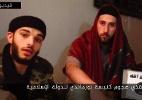 Autor de ataque a igreja da Normandia ameaçou em vídeo destruir a França (Foto: Reprodução/Twitter)