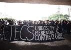 Estudantes protestam na av. Paulista contra desvios na merenda em SP - Paulo Ermantino/Raw Image/Estadão Conteúdo