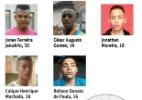 Cinco jovens são mortos em chacina na Grande São Paulo - Reprodução