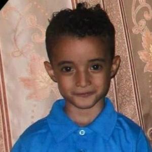 O menino Fareed Shawki, 6, acabou virando um ícone da guerra no Iêmen