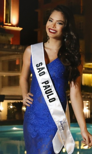 ROAD TO MISS BRAZIL WORLD 2015 - SERGIPE WON (but was replaced) - Page 5 22jun2015---miss-mundo-sao-paulo-kelly-medeiros-1435013331649_300x500