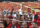 Funk de um lado e xingamentos do outro: os vestiários da final da Copinha - Alex Silva/Estadão Conteúdo