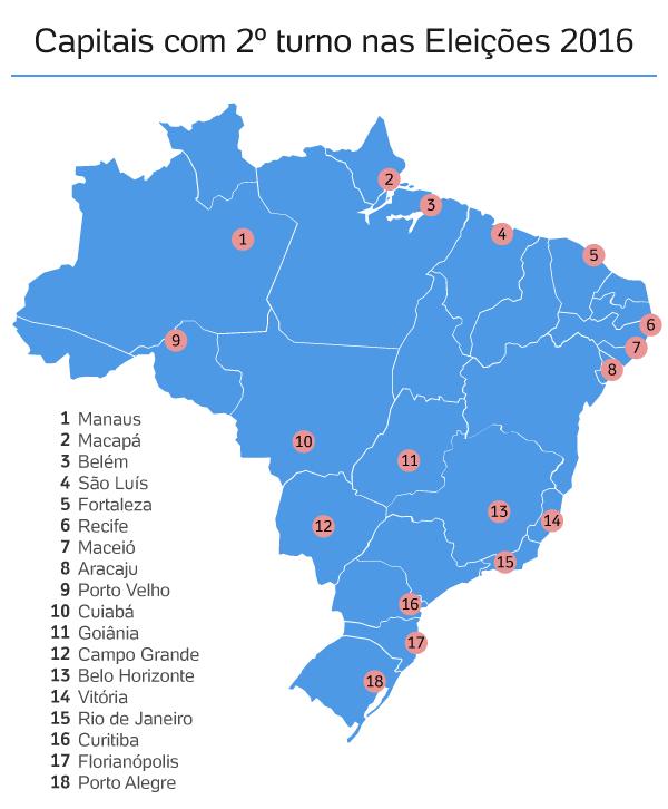 Em Belém, aeroporto e shopping terão postos de justificativa eleitoral