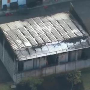 3.fev.2016 - Um incêndio atingiu a Cinemateca Brasileira, na Vila Clementino, na zona sul de São Paulo, nesta madrugada. Oito carros dos Bombeiros foram enviadas ao local e parte do acervo foi atingido pelo fogo. O incêndio foi controlado e não há informações sobre feridos