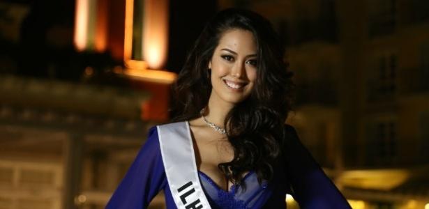 A paulista Catharina Choi Nunes, 25, se tornou a nova Miss Mundo Brasil 2015
