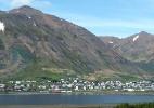 Erro de digitação faz turista parar a seis horas de destino na Islândia (Foto: Jakob Gleby/BBC)