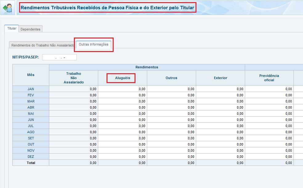 comprovante de rendimentos inss 2016 para declaracao irpf 2016 ...