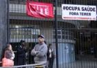 Após educação e cultura, protesto com ocupação de prédio chega à saúde (Foto: José Lucena/Futura Press/Estadão Conteúdo)