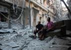 7 perguntas para entender a origem da guerra na Síria e o que está acontecendo no país (Foto: Karam Al-Masri/AFP Photo)