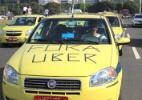 Economia compartilhada: Modalidade gera novas oportunidades e... muitas polêmicas, como o Uber - Niyi Fote/Futura Press/Estadão Conteúdo