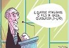 Mesóclise, queda de ministros e vaias: o governo Temer em charges - Montanaro