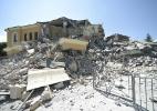 Forte terremoto no centro da Itália provoca danos e mortes - Andreas Solaro/AFP