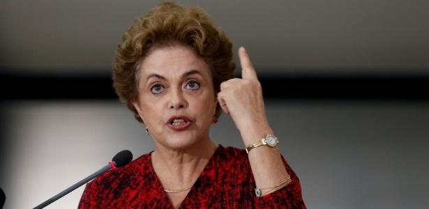 Dilma insinua que o Juiz Moro merecia ser preso